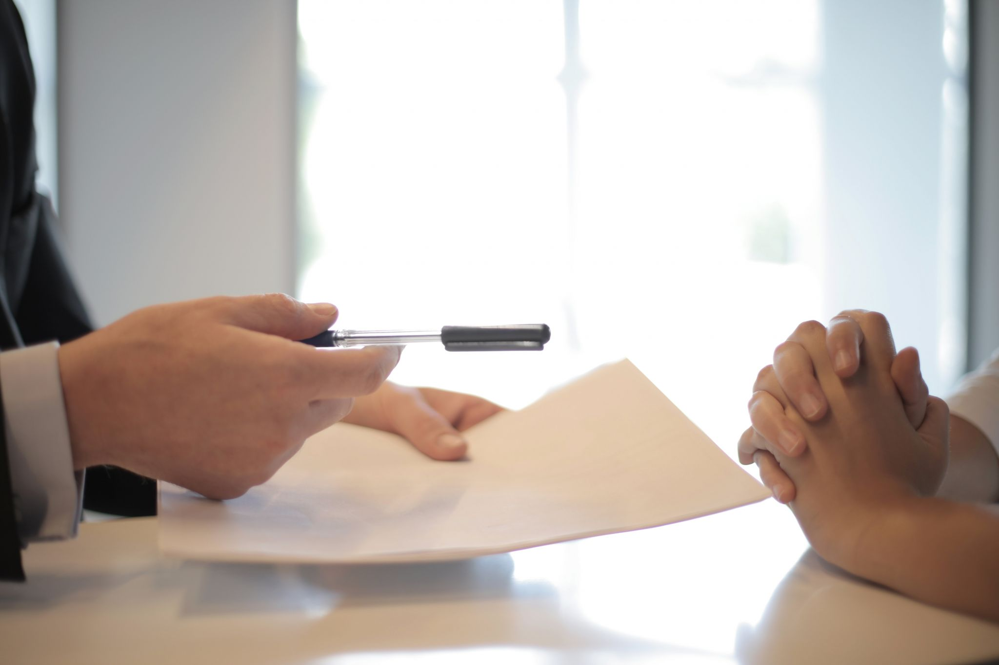 Have your Employment Contract reviewed by an attorney before you sign.